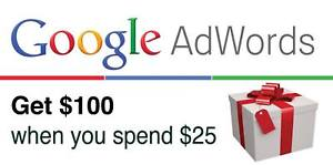How To Claim $100 Free Adwords Credit From Your New Shopify Store
